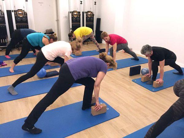 Actividad deportiva Cuerpo y mente iniciación