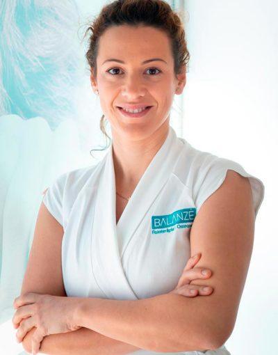 Esther Navarro Fisioterapeuta y osteópata. Fundadora de Balanzé.