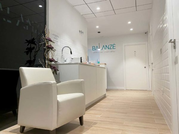 Ampliación centro de fisioterapia Balanzé