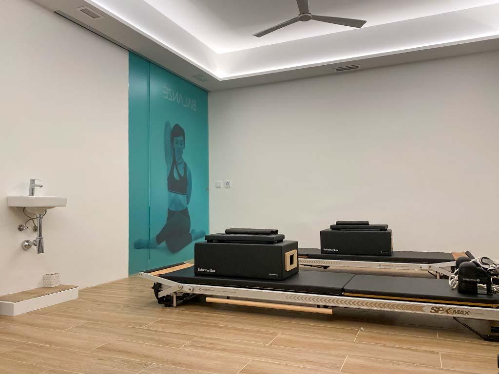 Nueva sala de actividades en Balanzé