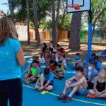 Balanzé con el deporte: Campus de verano balonmano Taurons